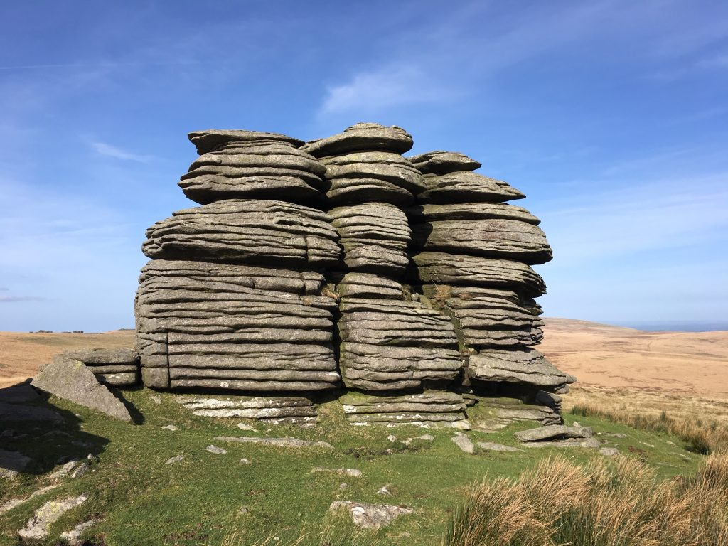 Plymouth dermatologist Toby Chave enjoys spending his spare time on Dartmoor.